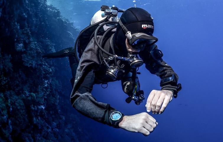 Plongées profonde avec SSI ou PADI