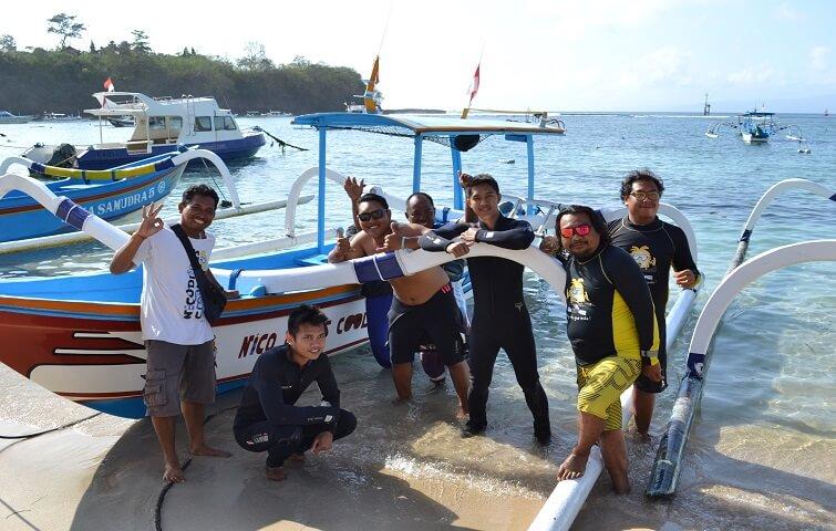 Plonger avec Nico Dives Cool