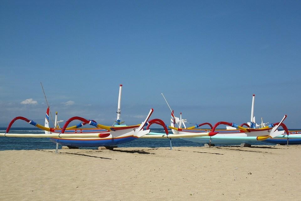 Le channel de Sanur spot de snorkeling