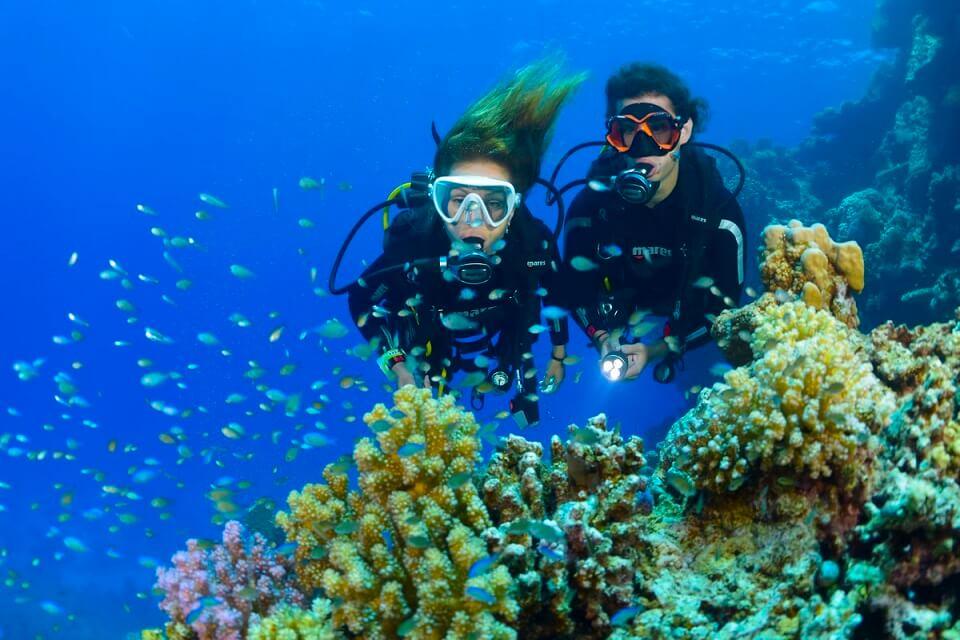 Cours plongeur avancé SSI et PADI