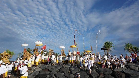 Cérémonie Balinaise