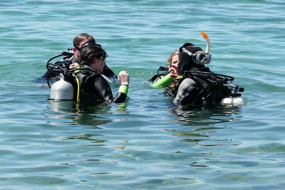 Cours de plongée SSI ou PADI