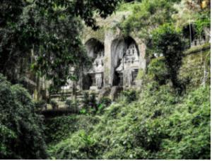 Gunung Kawi à Bali